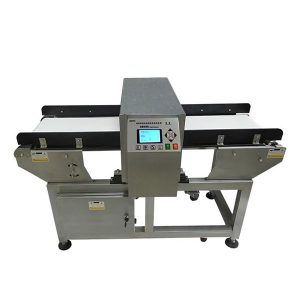 JZXR XR-980 Food Testing Equipment Machine Metal Detector Conveyor