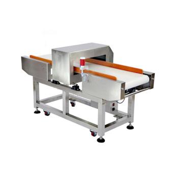 JZXR Horizontal Metal Detector Metal Detector Conveyor