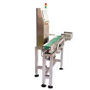 JZXR XR-CZ1200G Weight Checker Device With Conveyor Checkweigher