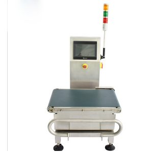 JZXR XR-CZ1200G Weight Checker Device With Conveyor Checkweigher 2