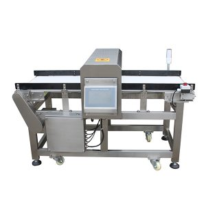 JZXR XR-506-1 Metal Detector Conveyor