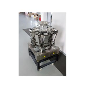 JZXR 1.6L hopper Automatic combination 10 head food multihead weigher Metal Separator 3