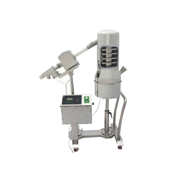 JZXR XR-1500 Deduster Combined Metal Separator