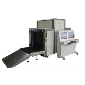 XR-10080C X Ray Scanner System With IOS Safety System Certification X-Ray Security Screening System