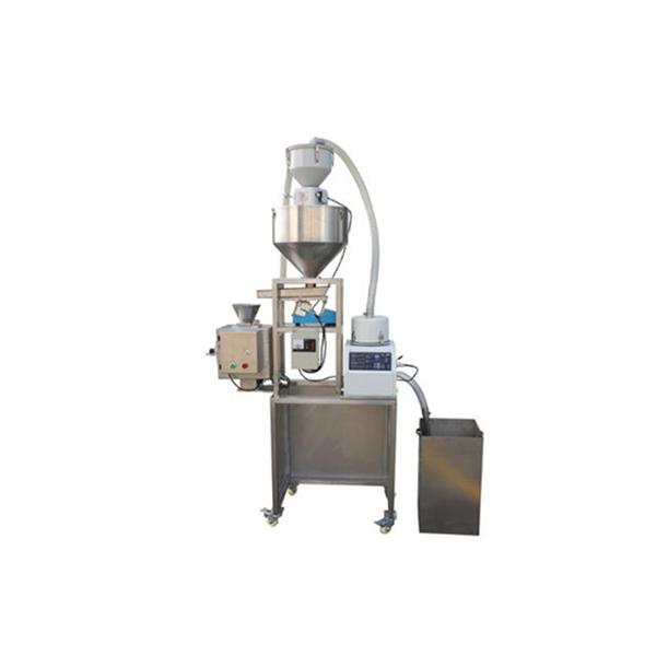 JZXR XR-190C Automatic Feeding Metal Separator
