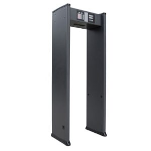 JZXR MD-X600Z Walk Through Body Temperature and Metal Detector Walk Through Metal Detector