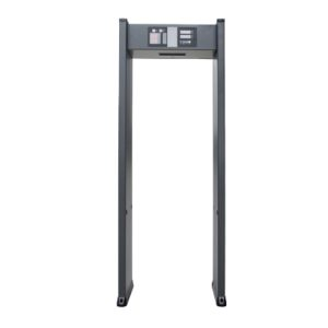JZXR MD-X600Z Walk Through Body Temperature and Metal Detector Walk Through Metal Detector 2