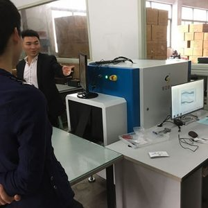 JZXR XR-900 X-Ray Inspection System 2