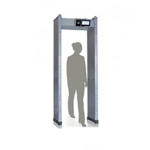 JZXR MD-X600Z-Arched-Metal-Detector-Machine-With-Sensitive-Light Walk Through Metal Detector 2