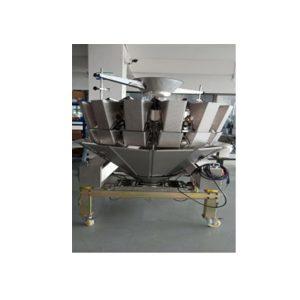 JZXR High speed waterproof 14 head multi head weigher for various granular measurement Metal Separator 3