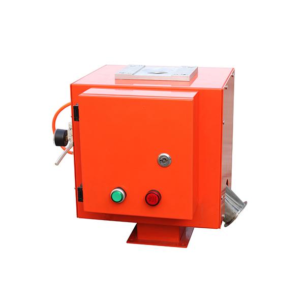 JZXR XR-180C Vertical Pipeline Metal Separator 2
